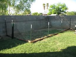 Exceptional Simple Fencing Keeps Dogs And Other Animals Out Of Special Places