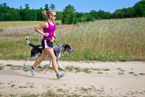 exercise with your puppy